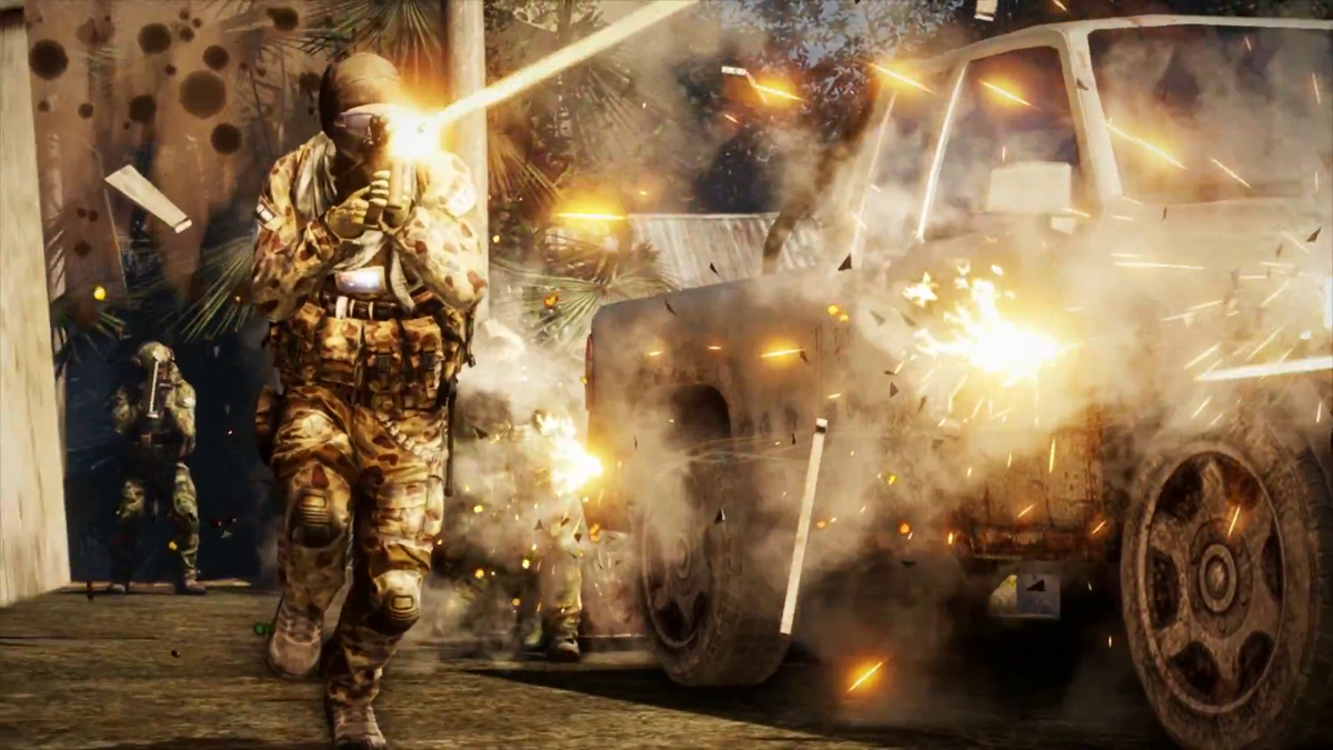 Medal of Honor Warfighter Cheats Hacks Aimbot | TMCheats com